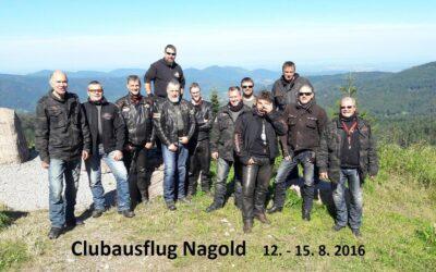 Clubausflug Nagold 2016