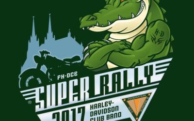 Super Rally 2017 Brünn